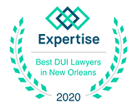 [Logo of] Expertise Best DUI Lawyers in New Orleans 2020